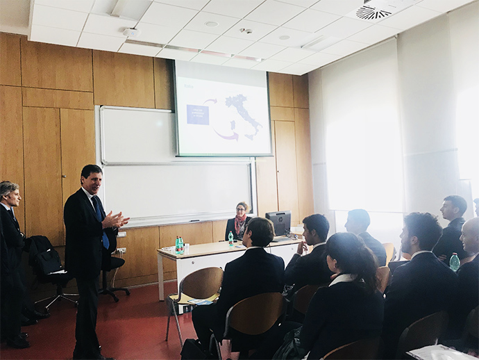 LUISS Career day 2018-2