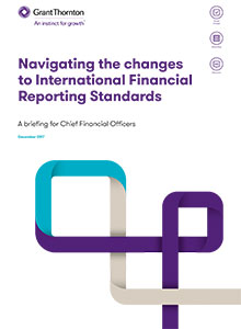 Cover report Navigating the changes 2017